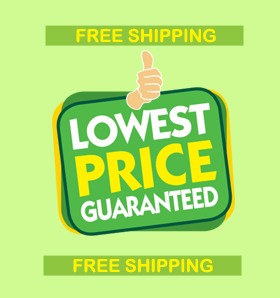 Lowest Price & Free Shipping