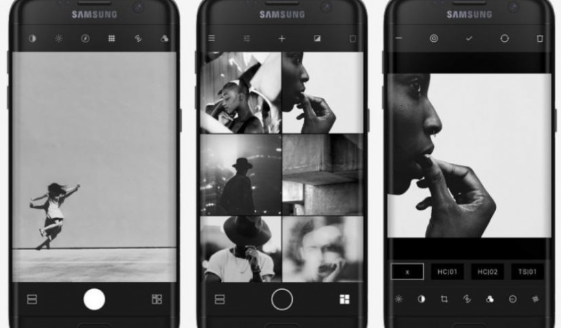 Hypocam app-A cool camera app for black and white photo lovers