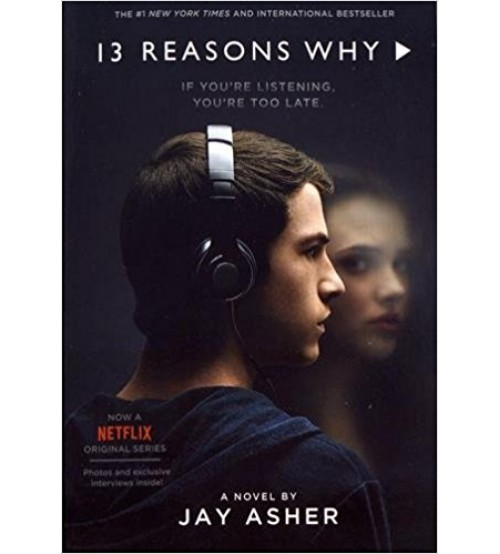 Thirteen Reasons Why, Author by - Jay Asher, Paperbacks