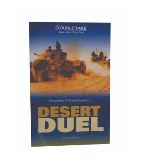Desert Duel (Double Take), By Jim Eldriidge, Paperback