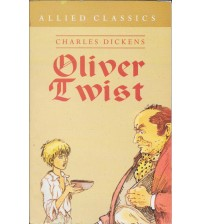 Charles Dickens Oliver Twist, Allied Classics, Paperback