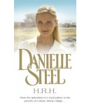 H.R.H, Author by - Danielle Steel, Paperback, (Old Book)