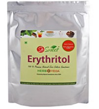 Sugar Free Erythritol, 100% Natural Sweetener, 500 GM (So Sweet)