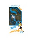 Samsung Sport Headphones, Open Ear, With Bass, Blue Color