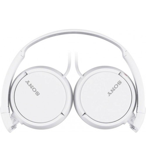Sony MDR-ZX110 A on Ear Stereo Headphone, White