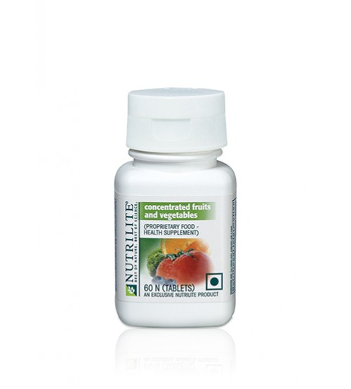 Nutrilite Concentrated Fruits and Vegetables, 60 Tabs