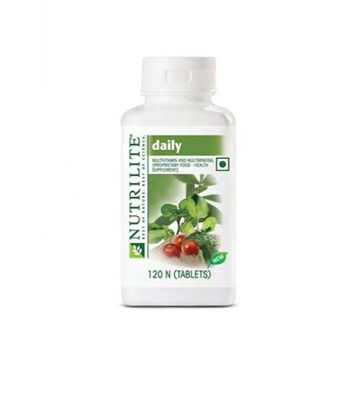 Nutrilite Daily, 120N tablets