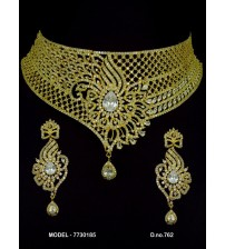 CZ Necklace Set, 7730185