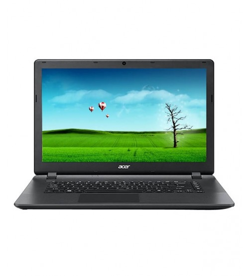 Acer Aspire ES 15, ES1-520-301E, 4GB RAM, 1TB HDD, 15 Inch (39.62cm), Linux OS, Diamond Black