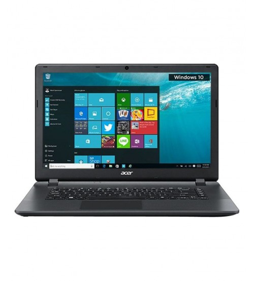 Acer Aspire ES1-521 Notebook (UN.G2KSI.008), AMD A4, 4GB RAM, 500 GB HDD, 15.6 Inch, Windows 10, Black