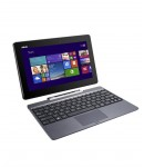Asus Transformer Book T100TA-DK002H, Intel Atom, 2GB RAM, 32 GB EMMC, 10.1 Inch, Windows 8.1, Grey