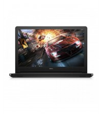 Dell Inspiron 15 5555 Notebook, AMD, 4GB RAM, 500 GB HDD, 15.6 Inch, 2GB Graphics, Linux OS, Black