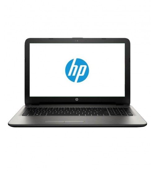HP 15-AF006AX Laptop, AMD A8, 4GB RAM, 500 GB HDD, 15.6 Inch, 2 GB Graphics, FreeDOS, Silver