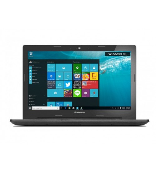 Lenovo G50-80 Notebook (80E502Q6IH), 5th Gen Intel Core i3, 4GB RAM, 1 TB HDD, 15.6 Inch, Windows-10, Black
