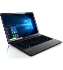 Micromax Canvas Laptab II LT-777, Intel Atom, 2GB RAM, 32 GB EMMC, 11.6 Inch, Windows 10, 3G + WiFi, Black