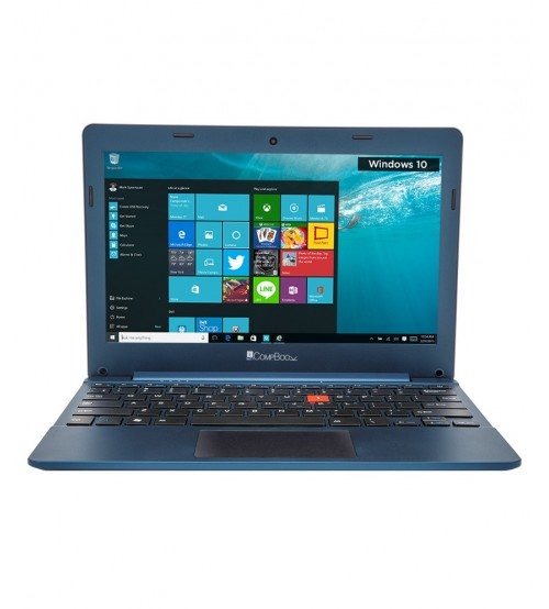 iBall CompBook Excelance Laptop, Intel Atom, 2GB RAM, 32 GB eMMC, 11.6 Inch, Windows 10, Blue