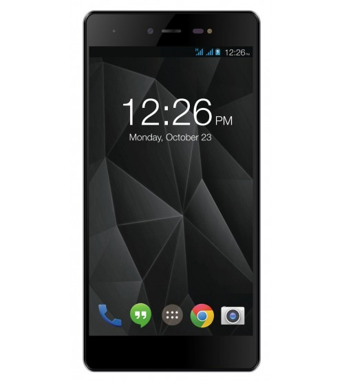 Micromax Canvas 5 E481, 16 GB ROM, 3 GB RAM, 5.2 Inch,FHD, Dual SIM, 13 MP Rear Camera, Android Lollipop 5.1 OS, Grey