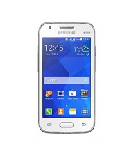 Samsung Galaxy S Duos 3, SM-G313HU/DD, 4 GB, 512 MB RAM, Dual SIM, 5 MP Rear Camera, Android v4.4.2 KitKat, Ceramic White