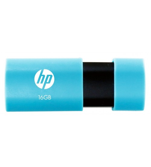 HP V152W 16 GB USB 2.0 Pen Drive, Blue