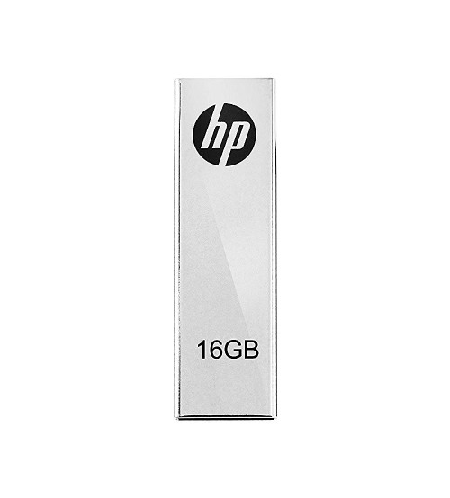 HP V210W 16 GB USB Pen Drive, USB 2.0, Grey