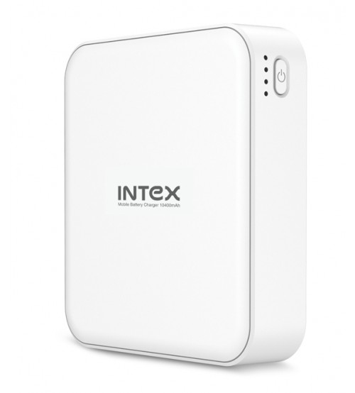 Intex IT-PB10 4k, 10400 mAh Li-Ion Power Bank