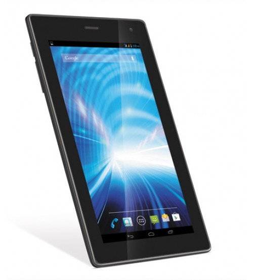 Lava Qpad R704, Wifi, 1GB RAM, 8GB Storage, Expandable 32 GB, Voice Calling