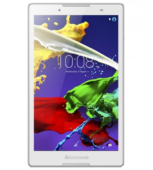 Lenovo Tab 2 A8-50, Wifi, No Voice Calling, White Color