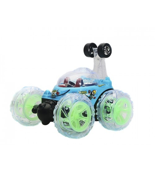 Toyzstation Radio Control Tumbling Car