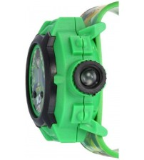Ben 10 Digital Watch with 24 Image Projector, Kids and Children Watch, Green Color (Assorted Design)