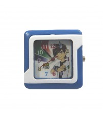 Ben 10 Kids Wrist Watch, Square Shape Wrist Watch for Kids, Analog, Blue and White Color