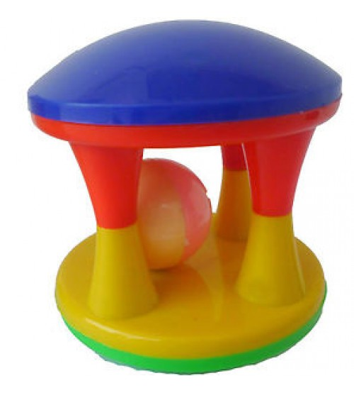 Fair Damru Rattle
