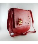 DESIGNER BAG FOR FEMALE YOUNGSTER - REDISH