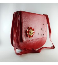 DESIGNER BAG FOR FEMALE YOUNGSTER - REDISH