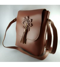 REGUALR PURSE FOR MULTIPURPOSE, COLOR BROWN