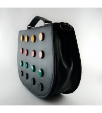 STYLISH LADIES BLACK BEAUTY BAG FOR ALL PURPOSE