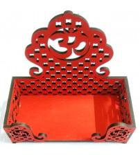 Decorative Singhasan,Decorative Diya Stand, Deepawali Product, Decorative Product, Art Decor, Festival Product, Made of MDF,CNC cutting,