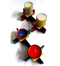 Decorative Diya Stand, Deepawali Product, Decorative Product, Art Decor, Festival Product,Made of MDF,CNC cutting,