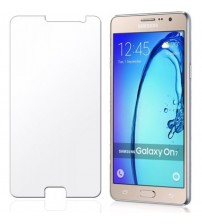 Samsung On7 Pro Tempered Glass Screen Protector, High Quality, 0.4 mm, Scratch Resistant