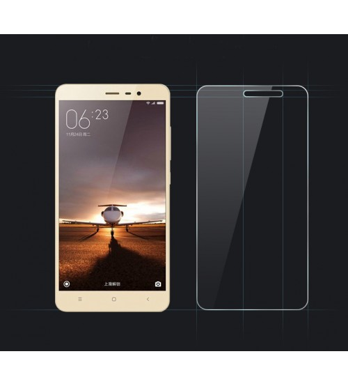 Xiaomi Redmi Note 3 Tempered Glass Screen Protector, High Quality, 0.4 mm, Scratch Resistant