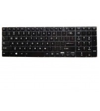 Toshiba Keyboard / Keypad for Toshiba Satellite Laptop for Model P55-A5312, P55t-A5116, P55T-A5118 with Back-lit